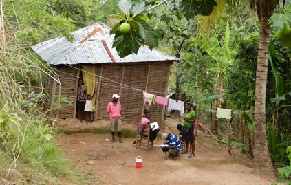Raymond, Haiti